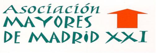 Logo de asociación Mayores Madrid XXI