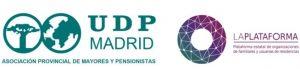 Logo conjunto UDP Madrid , La plataforma